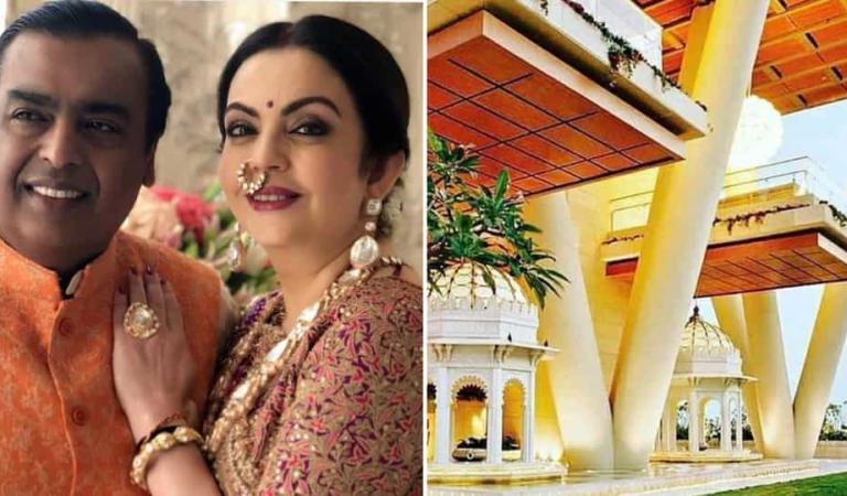إقامة موكيش أمباني في أنتيليا: داخل منزل أغنى رجل في الهند بقيمة 15000 كرور روبية في مومباي – الفن والثقافة