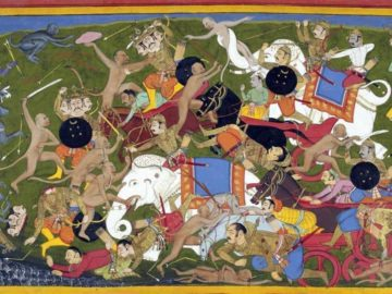 The 11-day exhibition, which celebrates India's unique visual language of pre-modern and modern art, also features rare paintings from the 19th century. (Representational Image)