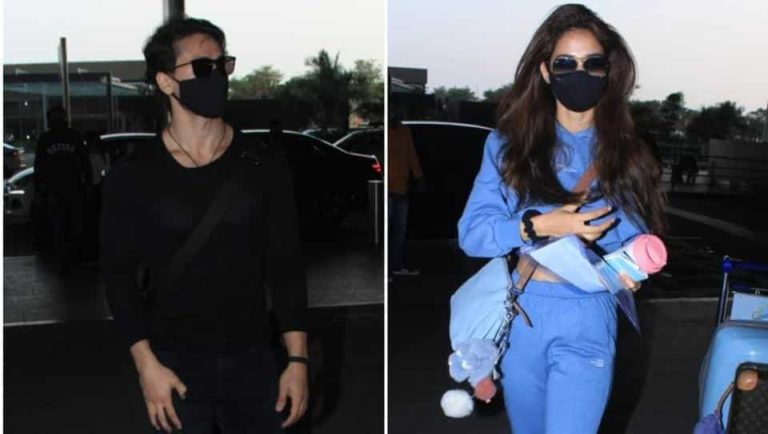 Disha Patani and Tiger Shroff have long been rumoured to be dating.