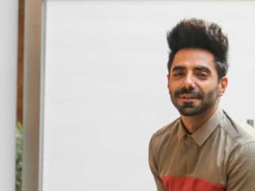 Actor Aparshakti Khurana has been a part of films such as Stree and Pati, Patni Aur Woh.