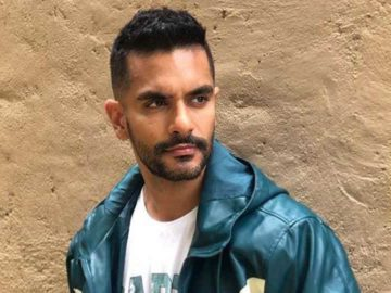 Actor Angad Bedi hopes that 2021 will bring about a positivity in everyone's life.