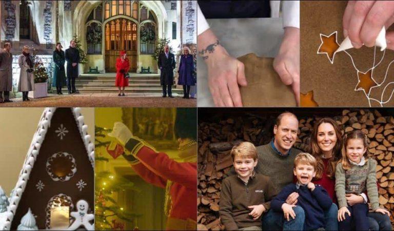 الوصفة: يعرض الطهاة في مطابخ العائلة المالكة البريطانية كيفية صنع Gingerbread House في عيد الميلاد هذا العام – فن وثقافة