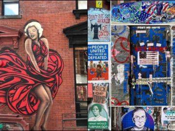 Graffiti explodes across pandemic-era New York