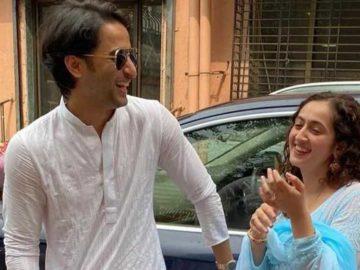 Shaheer Sheikh and Ruchikaa Kapoor got married recently.