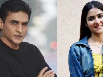 Actor Mohnish Bahl's daughter Pranutan started her Bollywood career with Notebook (2019)