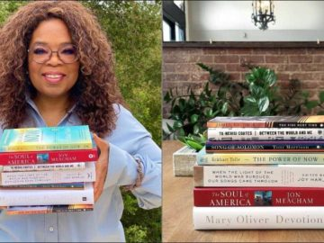 7 books Oprah recommends that 'comfort, inspire and enlighten' to gift on Xmas