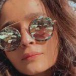 Alia Bhatt gave a peek inside her New Year vacation with boyfriend Ranbir Kapoor and their families.