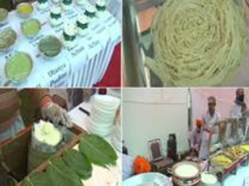 A two-day festival to promote Dogri cuisine, culture, and craft festival being held in Jammu. .