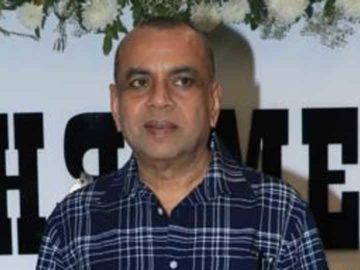 Actor Paresh Rawal got to dabble in the OTT medium in 2020 with Tamil film Soorarai Pottru and Coolie No 1.