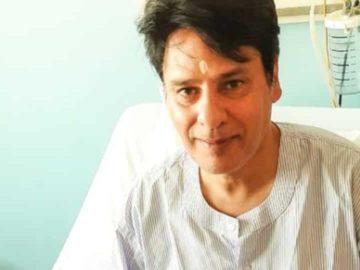 RahulRoy suffered a brain stroke while shooting in Kargil last year.