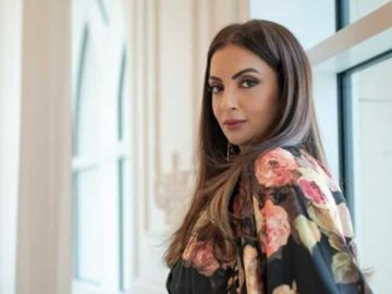 Fashion designer Seema Khan is married to actor Sohail Khan.
