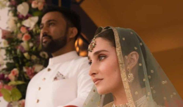 علي عباس ظفر تشارك صورة مذهلة من حفل زفافها مع أليسيا ، وتقول إنها كانت واحدة من الراقصين مع ديشا باتاني في أغنية بهارات – Bollywood