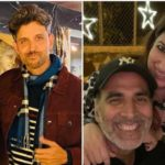 Akshay Kumar, Twinkle Khanna and Mika Singh posted pictures and video from their celebrations.