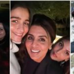 New Year 2021: From Alia Bhatt and Ranbir Kapoor to Kajal Aggarwal, here's how Bollywood rang in New Year.