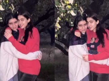 Sara Ali Khan is off to a secret location for a holiday.
