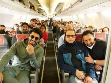 Bhoot Police stars Saif Ali Khan, Arjun Kapoor, Yami Gautam and Jacqueline Fernandez.