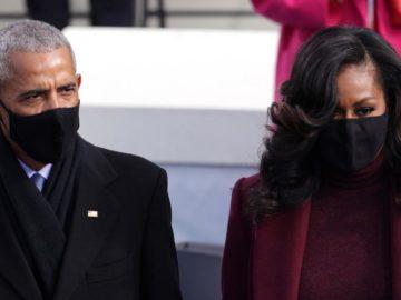 قال باراك أوباما أحلى شيء عن نظرة ميشيل أوباما للتنصيب